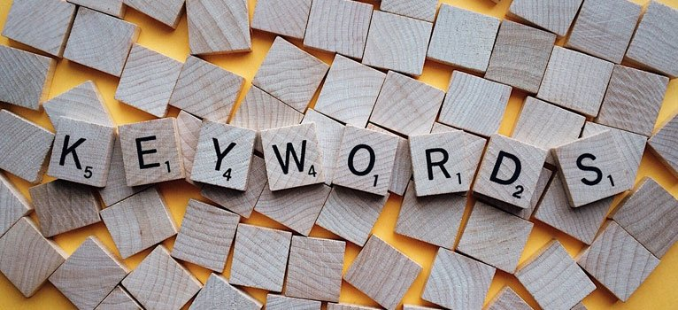Figuring out the best keywords for your business blog