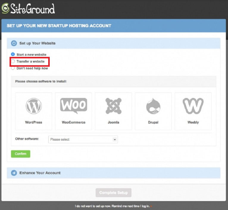 siteground-transfer-website