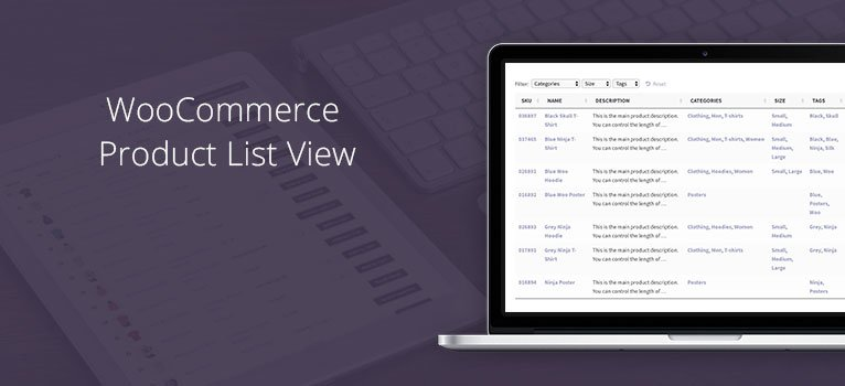 Why a WooCommerce Product List View plugin can increase your sales