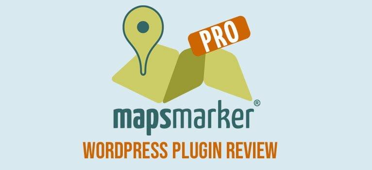 MapsMarker WordPress plugin review